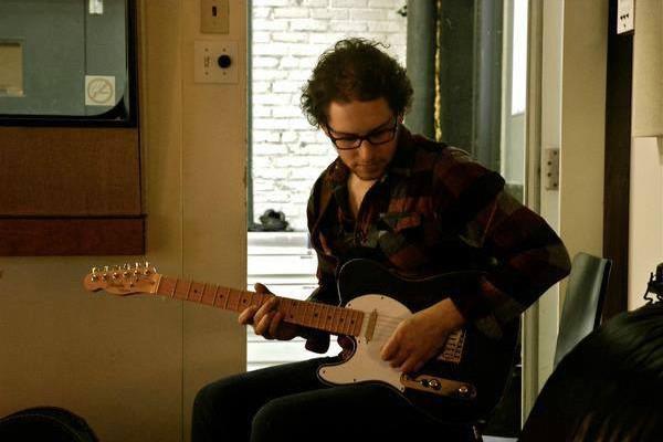 Sébastien Boucher - Professeur de guitare