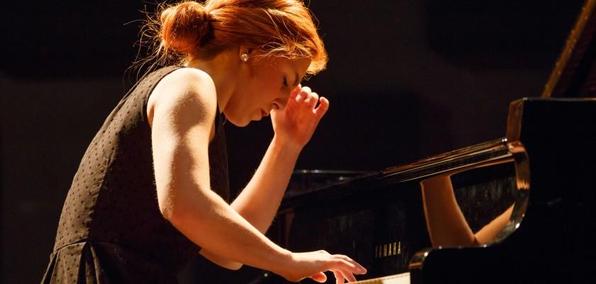 Jaëlle Arcand - Professeur de piano