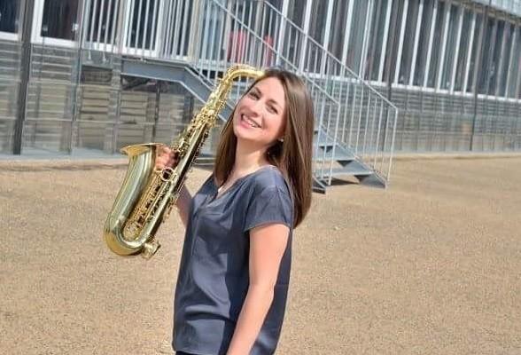 Clio Théodoridis - Initiation à la musique et saxophone