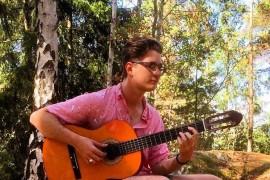 Professeur de guitare et de Ukulélé