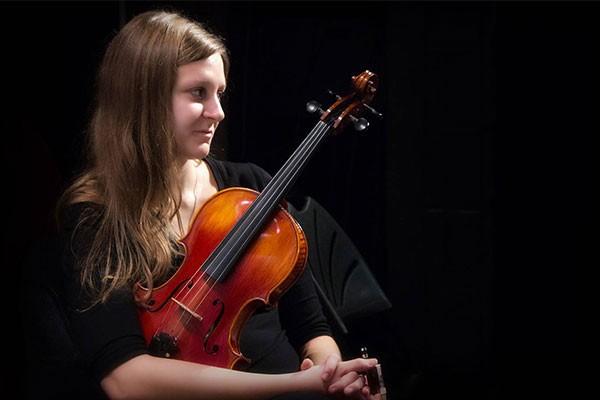Gwendolyne Krasnicki - Professeur de Violon