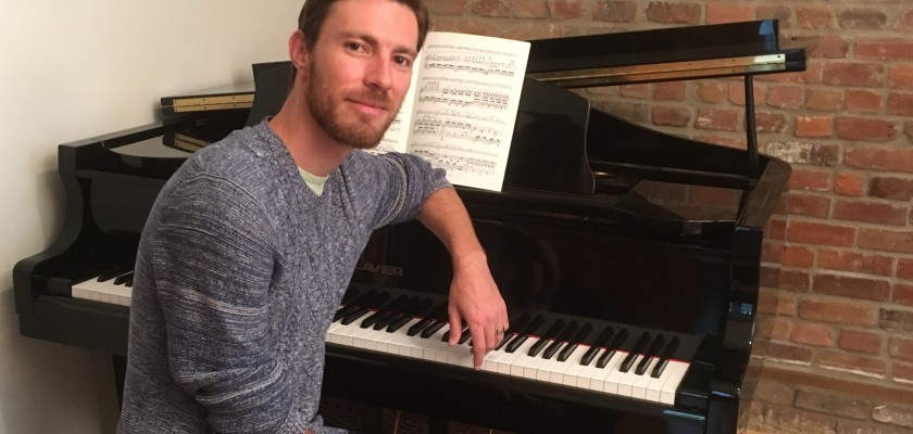 Sebastian Verdugo - Professeur de piano
